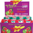 Zots Fizzy Candy - Cherry, Apple & Watermelon