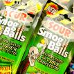 Sour Smog Balls Assorted 3 oz bag